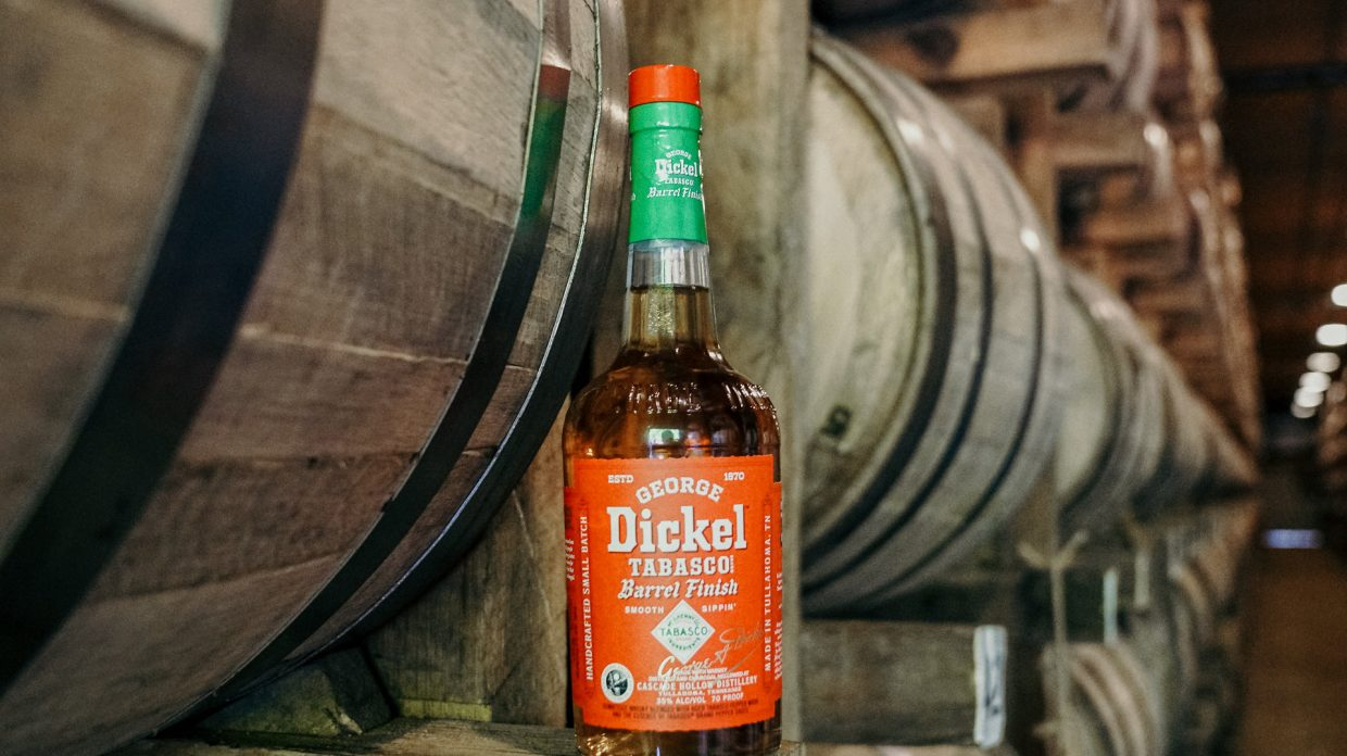 Tabasco Finished Dickel Jh Cutter More New Whisky Whisky Advocate