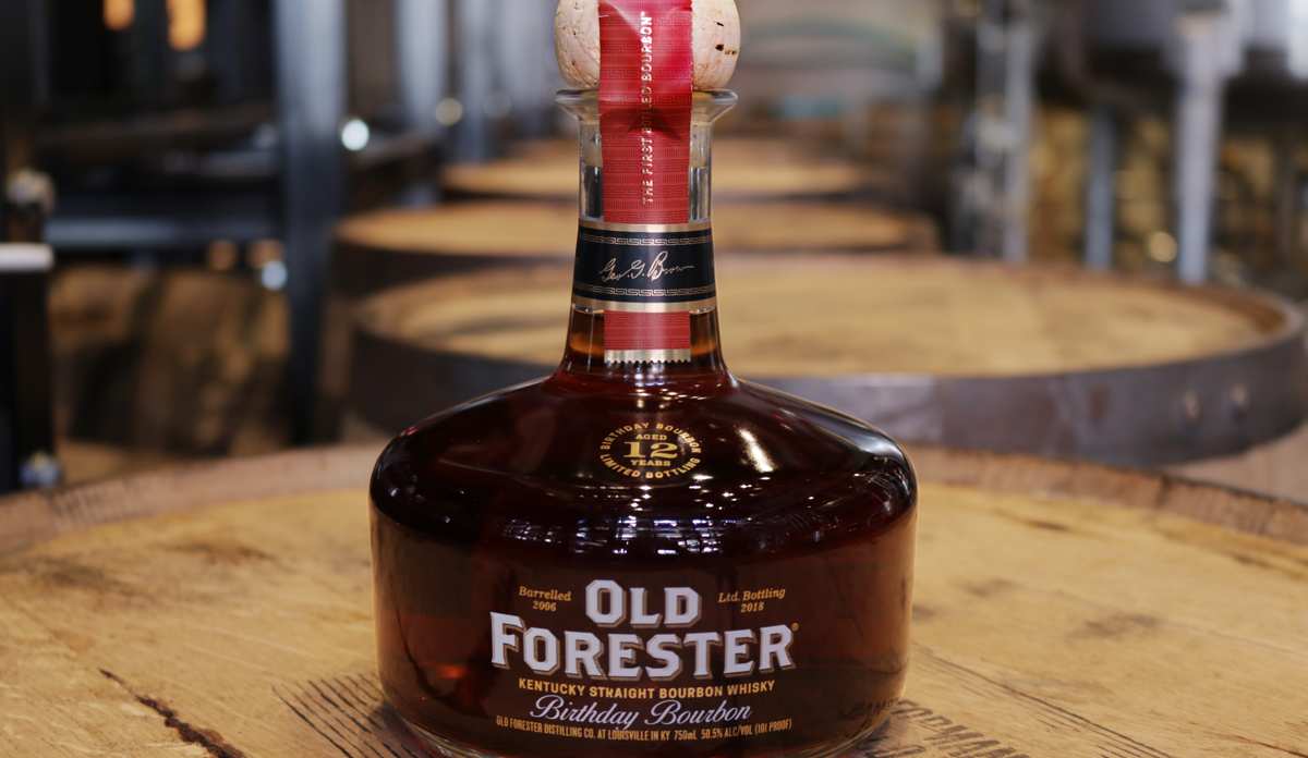 birthday bourbon Old Forester Birthday Bourbon, Macallan Magnum & More New Whisky  birthday bourbon