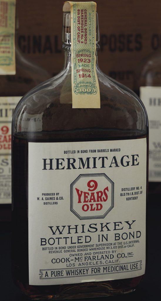 Rare Whiskey Auction Puts Pre-Prohibition Bottles in the