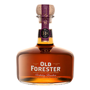 Old Forester Birthday Bourbon Crown Royal French Oak Cask