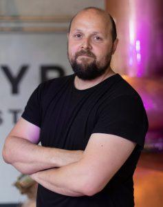 holryood distillery manager jack mayo