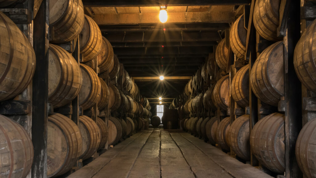 Whisky Barrel Storage 101: All About Warehouses