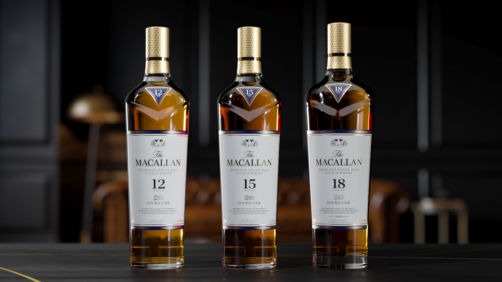 More Macallan Double Cask, Award-Winning Islay Scotch & More New Whisky