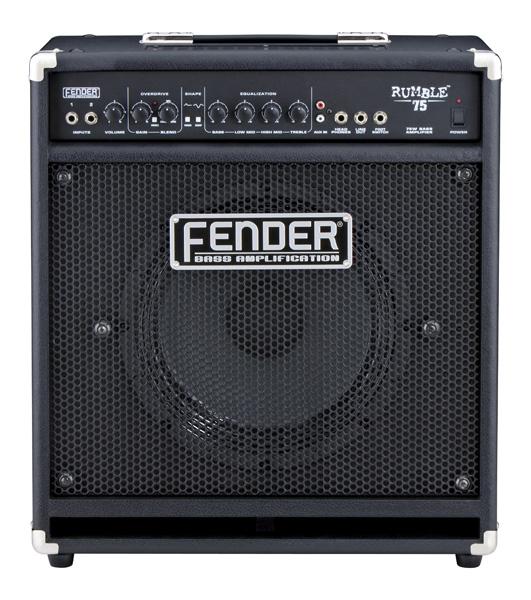 Fender Bass Amp Rumble : fender bass amplifiers rumble 75 bass amp ebay ~ Vivirlamusica.com Haus und Dekorationen