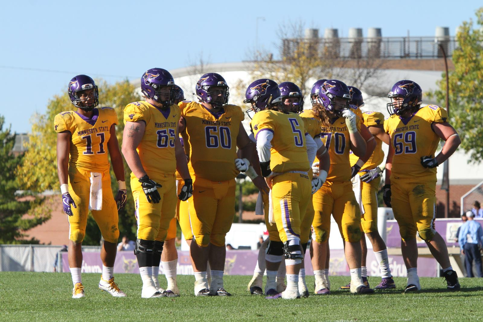 six home games highlight 2018 minnesota state football schedule