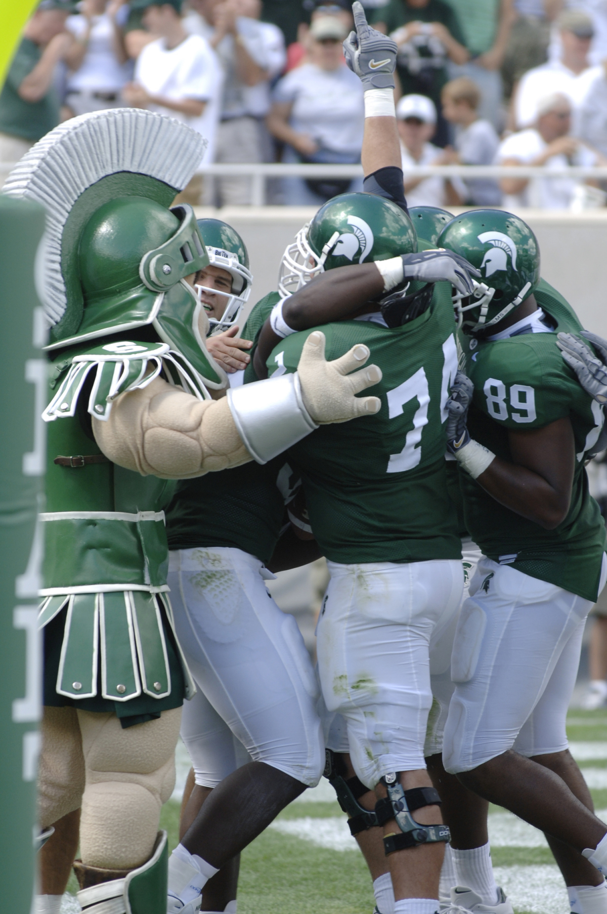 Spartan Football Tv Update Kickoff Times Set For First Two Home