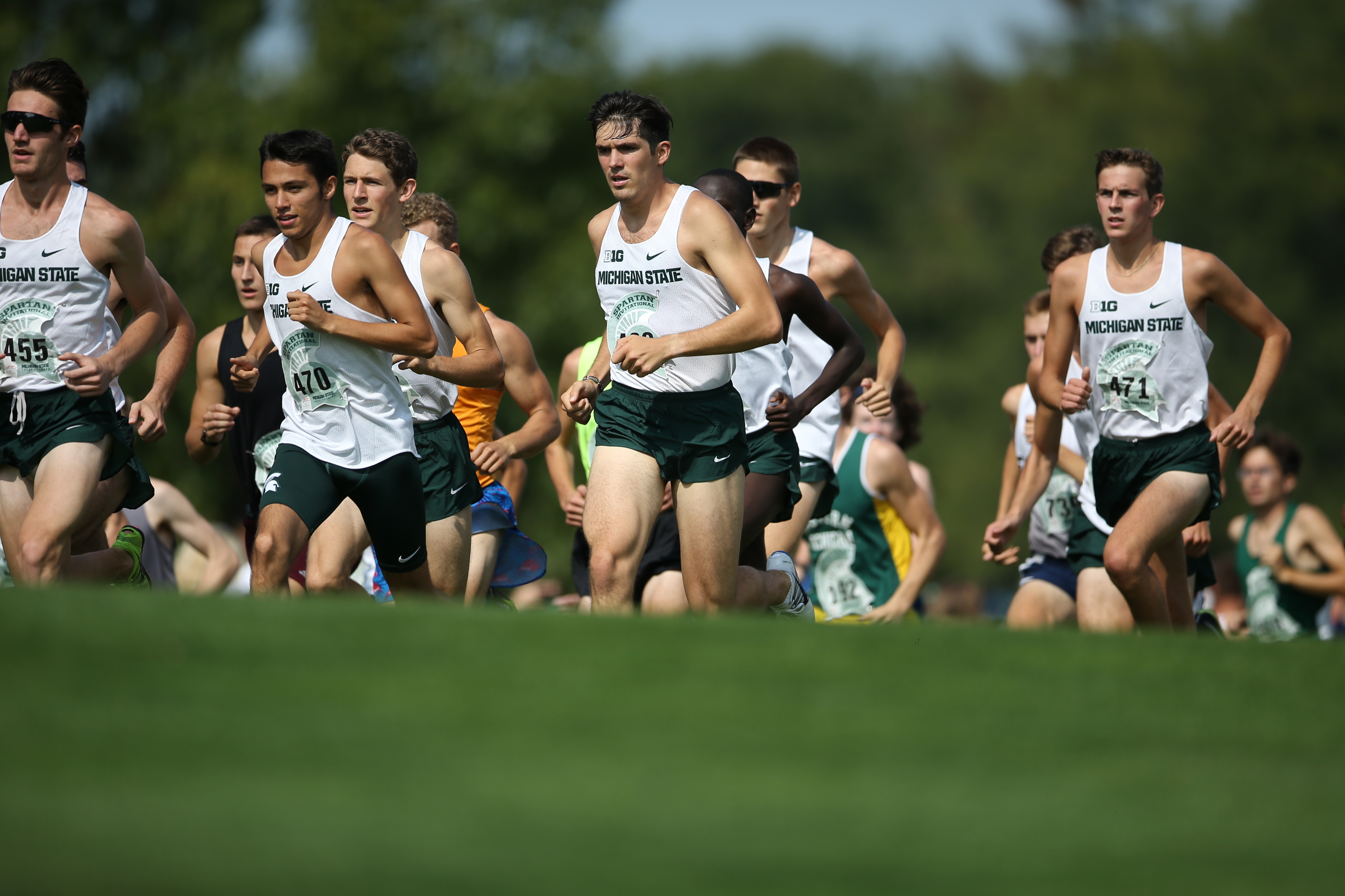 cross country hosts 38th annual auto owners spartan invite. Black Bedroom Furniture Sets. Home Design Ideas