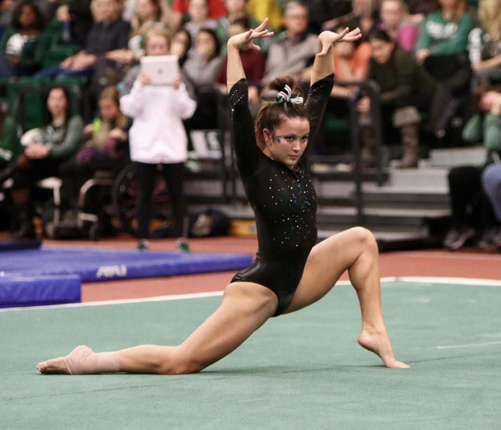 deans frederick earn  big ten honors michigan state university athletics