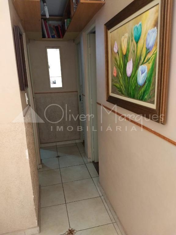 <![CDATA[Apartamento à venda, 64 m² por R$ 290.000,00 - Continental - Osasco/SP]]>