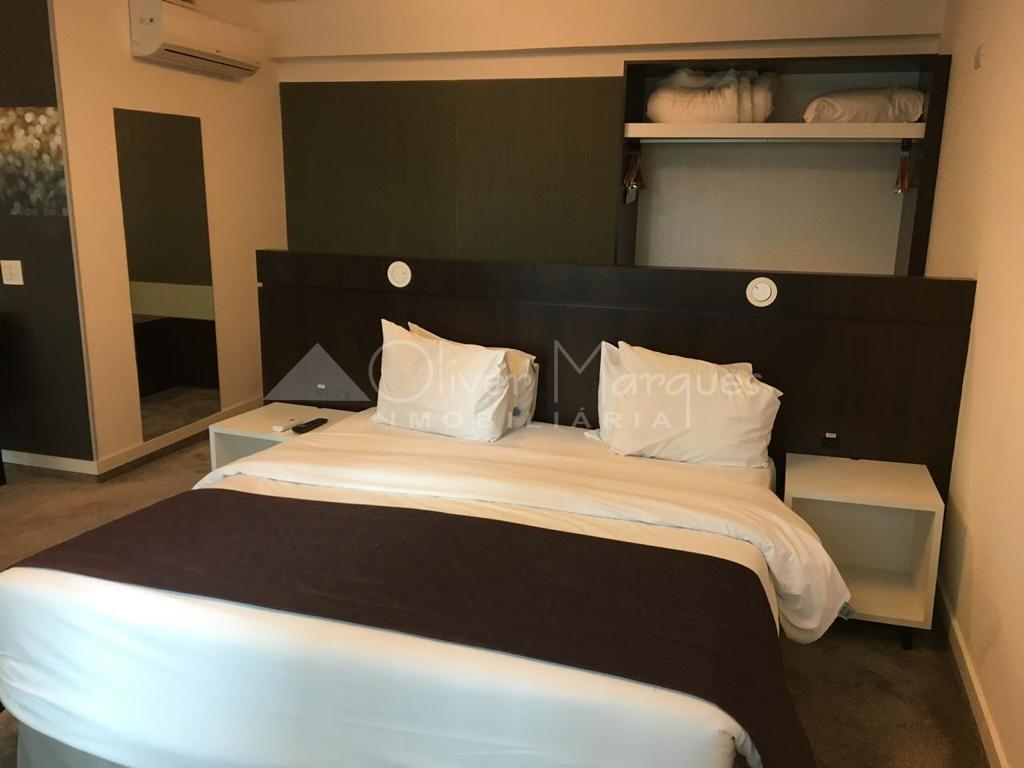 <![CDATA[Flat com 1 dormitório à venda, 52 m² por R$ 500.000 - Alphaville Industrial - Barueri/SP]]>