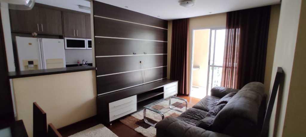 <![CDATA[Apartamento no Alphaview mobiliado, 2 dorms sendo uma suíte 2 terraços sendo um gourmet]]>
