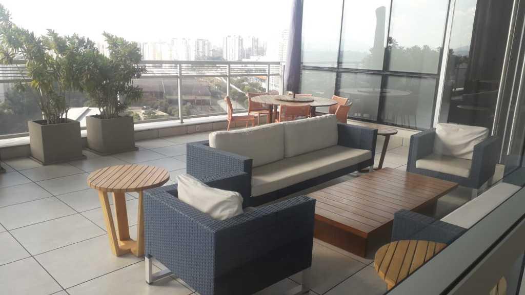 <![CDATA[Flat Completo para alugar em Osasco Mobília Completa .]]>