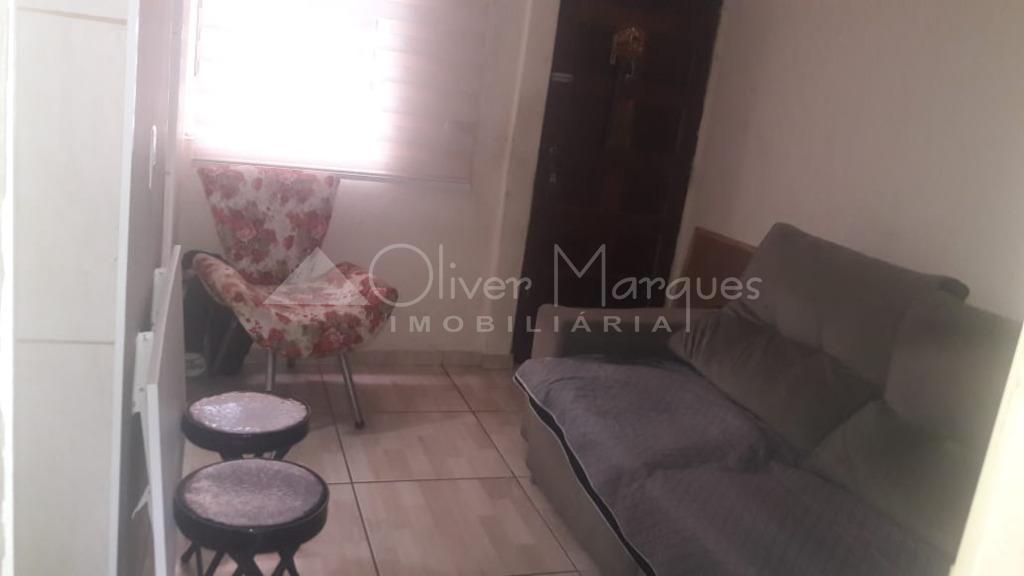 <![CDATA[Apartamento com 1 dormitório à venda, 45 m² por R$ 130.000,00 - Conjunto Habitacional Presidente Castelo Branco - Carapicuíba/SP]]>