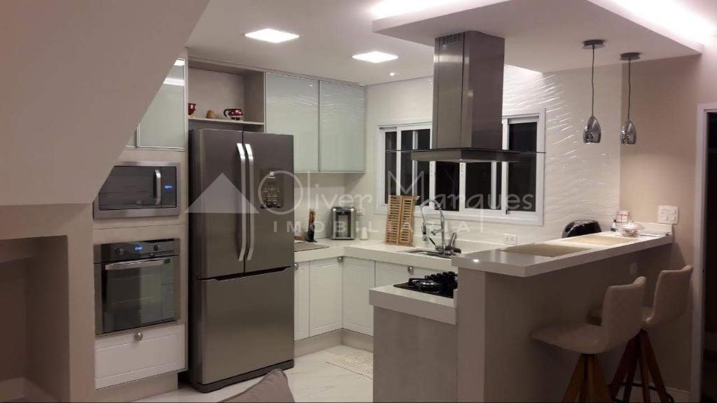 <![CDATA[Sobrado com 2 dormitórios à venda, 90 m² por R$ 640.000,00 - Vila Osasco - Osasco/SP]]>