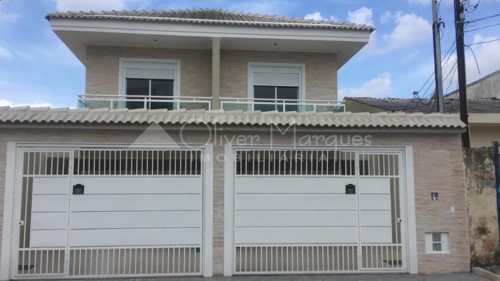 <![CDATA[Sobrado com 4 dormitórios à venda, 160 m² por R$ 950.000,00 - Vila Campesina - Osasco/SP]]>