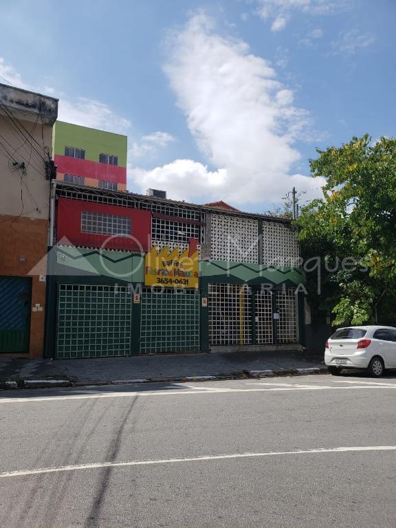 <![CDATA[Salão para alugar, 250 m² por R$ 6.000,00/mês - Vila Campesina - Osasco/SP]]>
