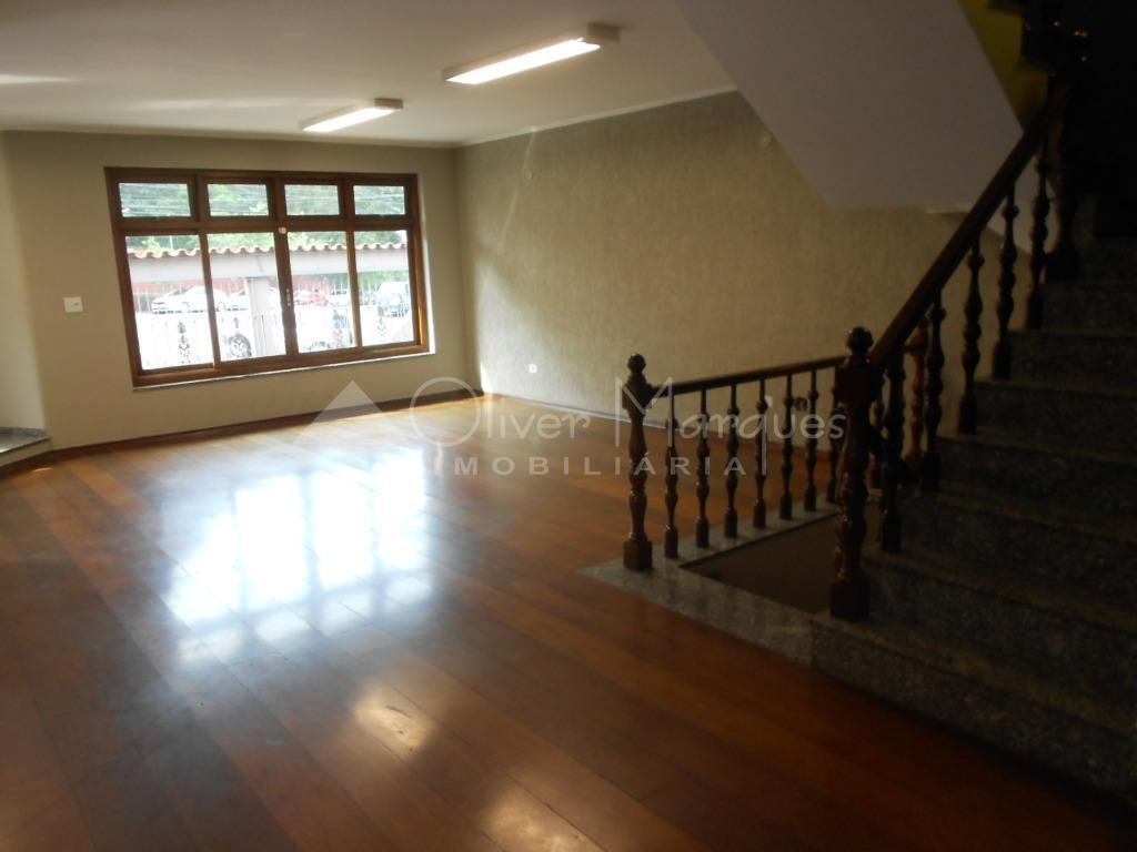 <![CDATA[Sobrado com 4 dormitórios para alugar, 400 m² por R$ 10.000,00/mês - Vila São Francisco - Osasco/SP]]>