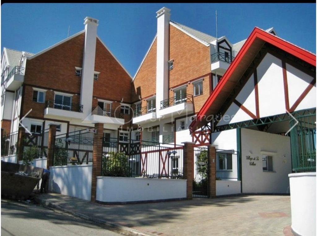 <![CDATA[Apartamento com 3 dormitórios à venda, 92 m² por R$ 700.000,00 - Campos Do Jordão - Campos do Jordão/SP]]>