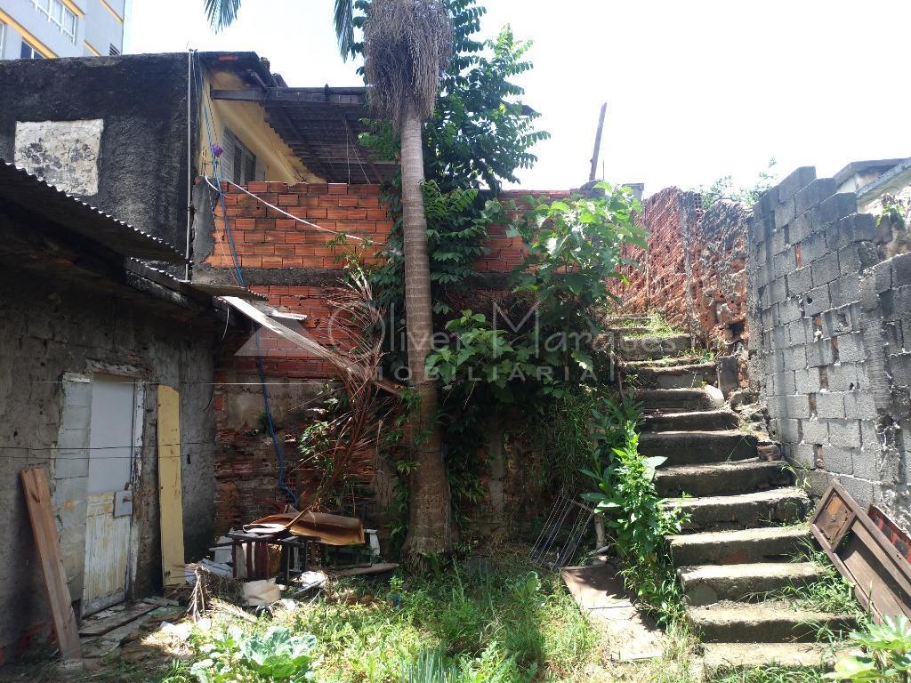 <![CDATA[Terreno à venda, 405 m² por R$ 980.000,00 - Bela Vista - Osasco/SP]]>