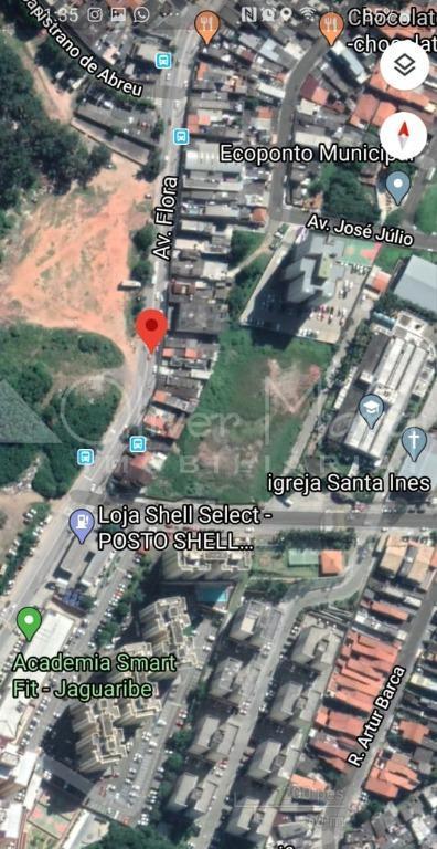 <![CDATA[Área à venda, 6000 m² por R$ 13.000.000,00 - Jaguaribe - Osasco/SP]]>