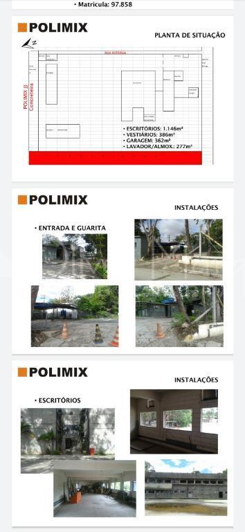 <![CDATA[LOCAÇÃO 10662 m²  jaguaré - São Paulo/SP]]>