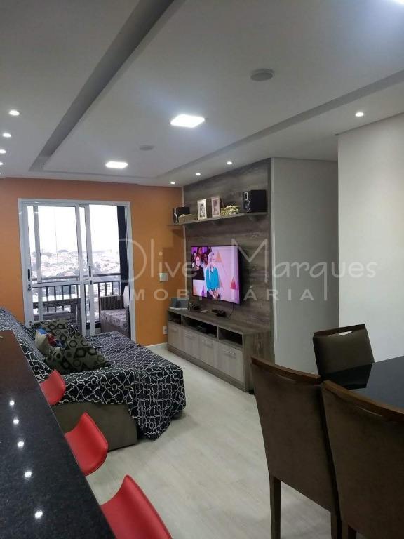 <![CDATA[Apartamento à venda, 80 m² por R$ 650.000,00 - Taboão da Serra - Taboão da Serra/SP]]>