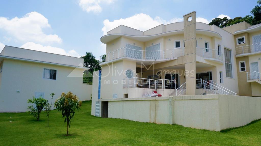 <![CDATA[Casa à venda, 569 m² por R$ 2.250.000,00 - Granja Viana - Carapicuíba/SP]]>