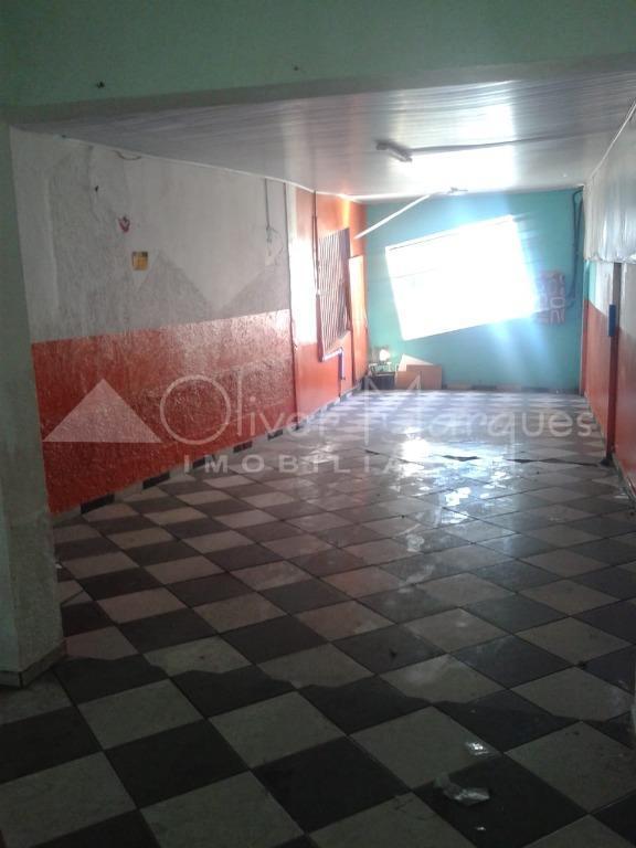 <![CDATA[Salão para alugar, 257 m² por R$ 4.500,00/mês - Vila Campesina - Osasco/SP]]>
