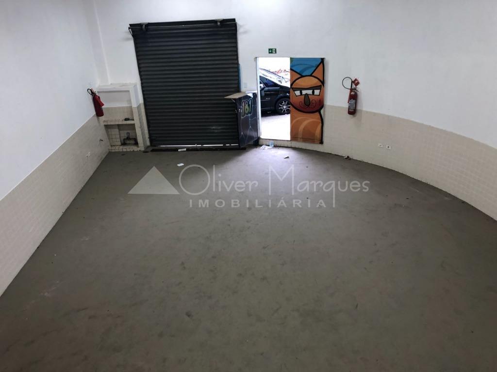 <![CDATA[Salão para alugar, 130 m² por R$ 2.250,00/mês - Ayrosa - Osasco/SP]]>