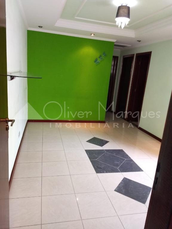 <![CDATA[Apartamento com 2 dormitórios à venda, 50 m²- Carapicuíba - Carapicuíba/SP]]>