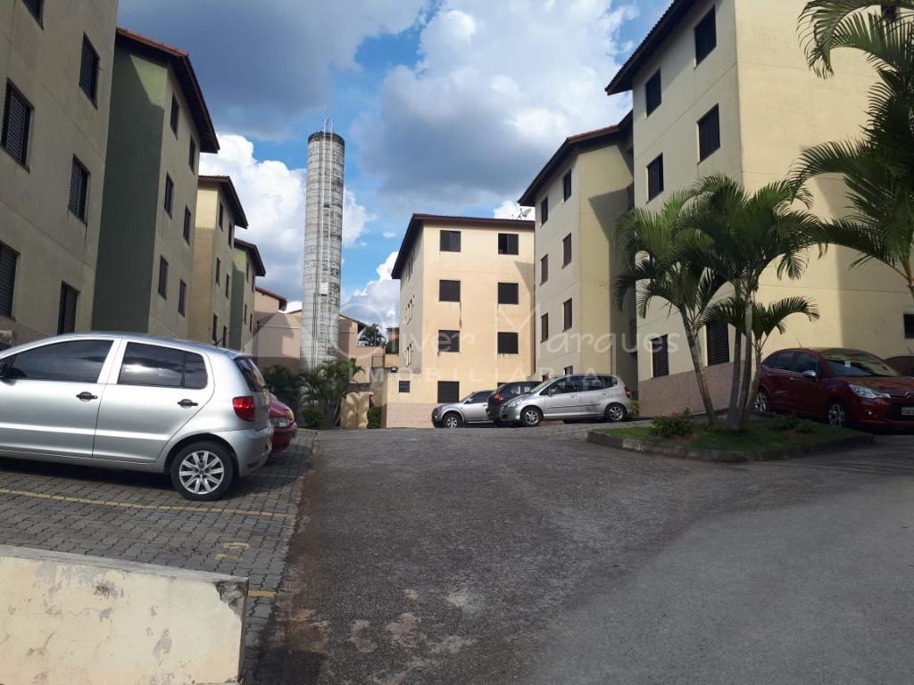<![CDATA[Apartamento à venda, 52 m² por R$ 191.000,00 - Carapicuíba - Carapicuíba/SP]]>