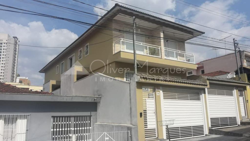 <![CDATA[Sobrado à venda, 224 m² por R$ 950.000,00 - Vila Osasco - Osasco/SP]]>