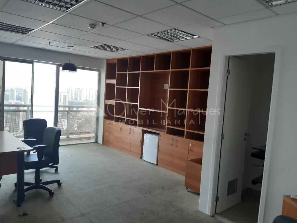 <![CDATA[Sala à venda, 36 m² por R$ 260.000,00 - Continental - Osasco/SP]]>