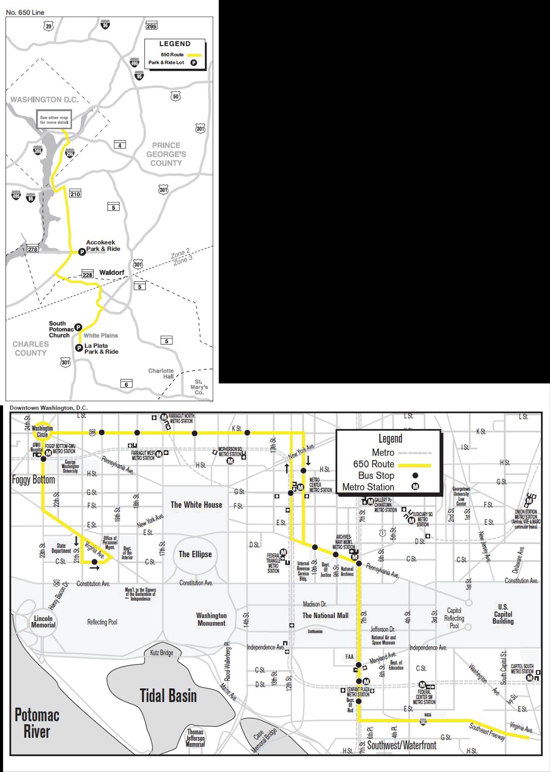 Info Amp Maps 650 La Plata Waldorf Amp Accokeek Dc
