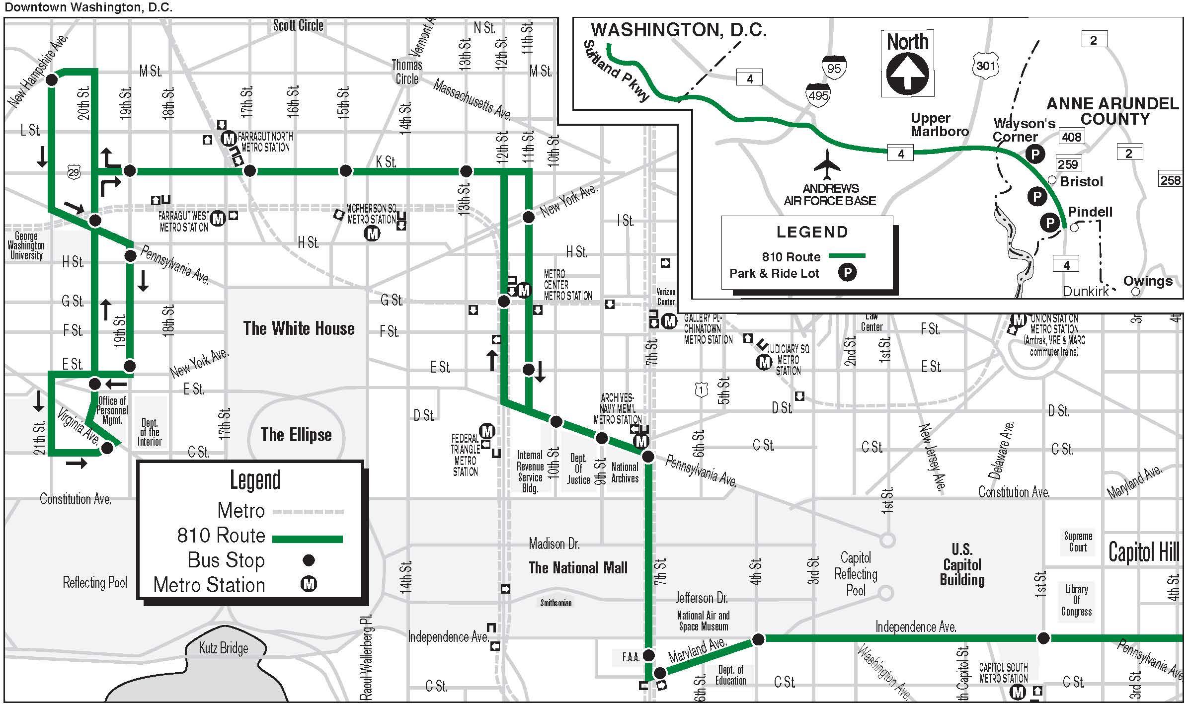 Info Amp Maps 810 Pindell Washington Dc Maryland