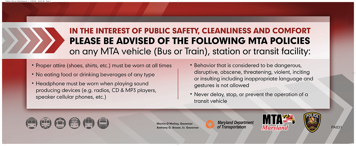 Office of Safety Management and Risk Control | Maryland Transit