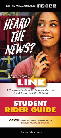 BaltimoreLink Student Rider Guide 2017