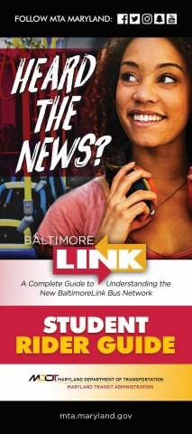 BaltimoreLink Student Rider Guide 2017