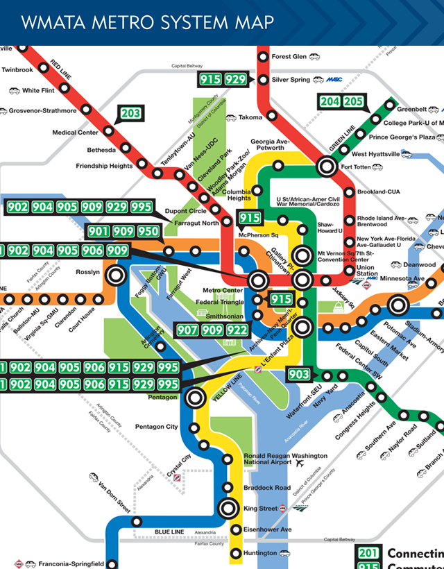 Transit Maps | Maryland Transit Administration on