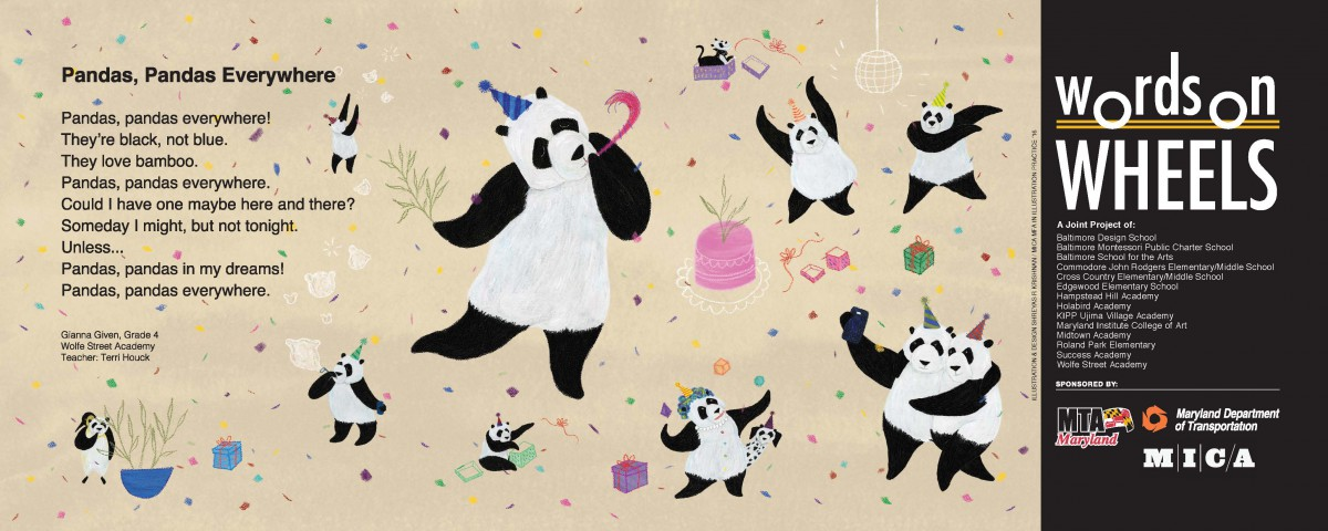 Pandas Pandas Everywhere