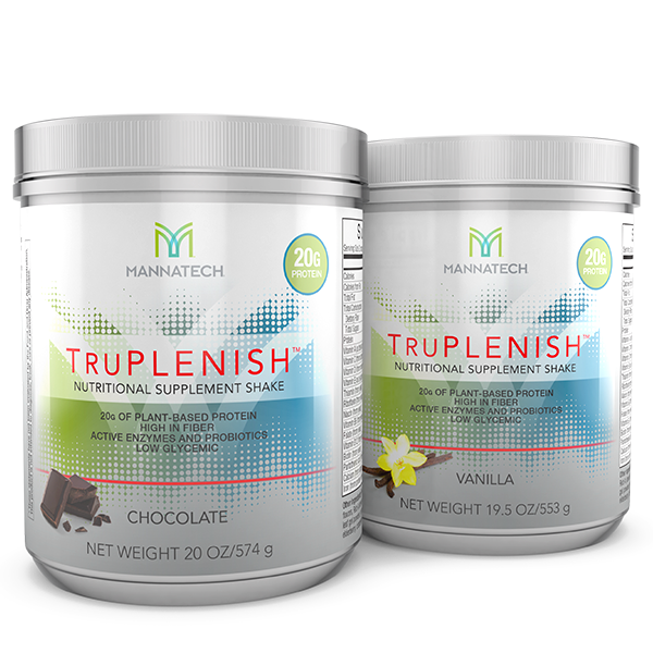 TruPLENISH™ Nutritional Shake by Mannatech