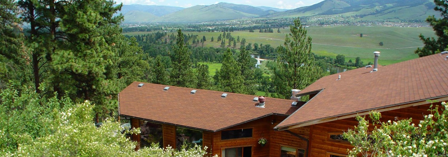 Missoula Montana Bed and Breakfast | Blue Mountain B&B