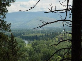 I. View- Missoula Valley 1 small