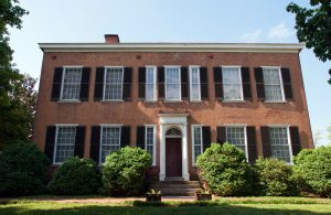 My Old Kentucky Home, historic attractions in Bardstown, Kentucky