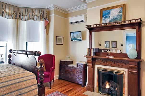 Bed and Breakfasts in Newport