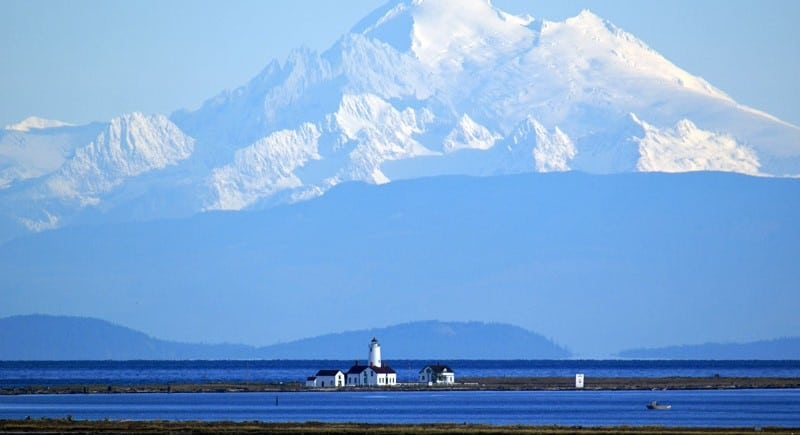 Winter Getaway at Beachfront Cottages in Sequim
