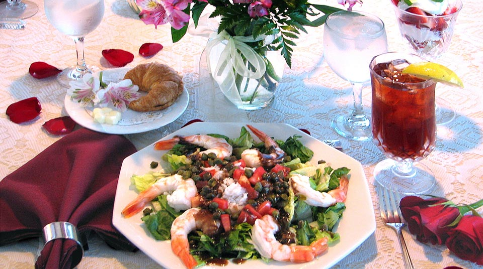 Spa Cuisine and Romance at Island Cottage Oceanfront Inn and Spa, Flagler beach, Florida
