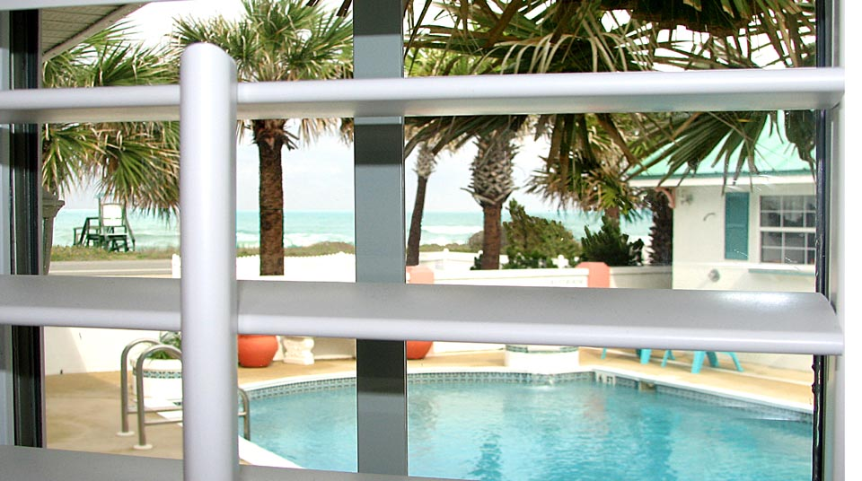 Bahamas Villa Ocean View at Island Cottage Oceanfront Inn and Spa, Flagler Beach, Florida