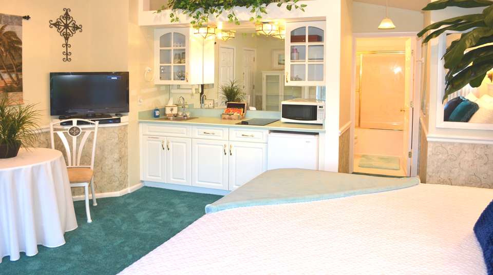 and Kitchenette