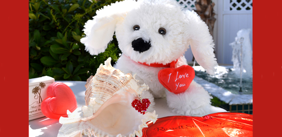 Valentines package at Island Cottage Oceanfront Inn and Spa, Flagler beach, Florida